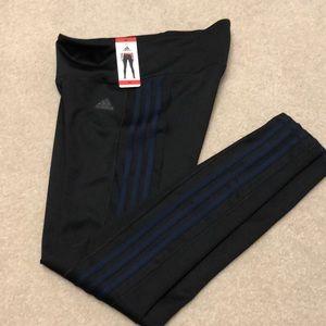 Adidas ladies leggings size M